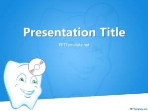 Free Dentist PPT Template