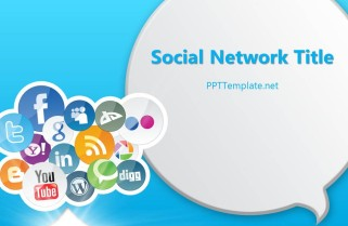 Data entry work from home sydney social media free powerpoint with a cube with logos of famous social media sites this template comes with some impressive graphics and a layout that makes good use of both radiant toneelgroepblik Images