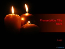 10019-01-3-candles-ppt-template-1