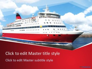 Free Cruise PPT Template