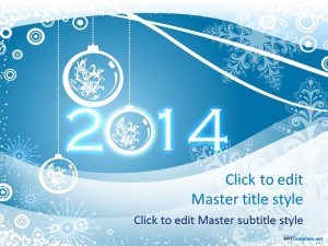 Free Winter 2014 PPT Template