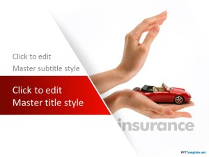 Free Insurance PPT Template