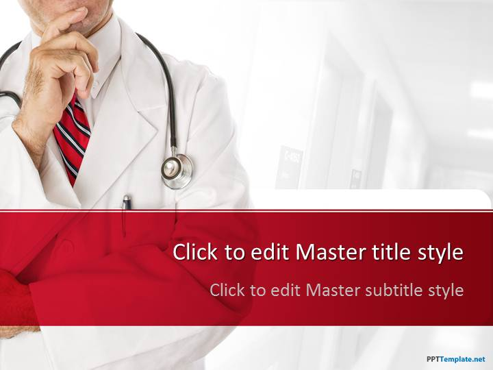Free Doctor PPT Template