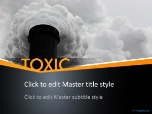 Free Toxic PPT Template