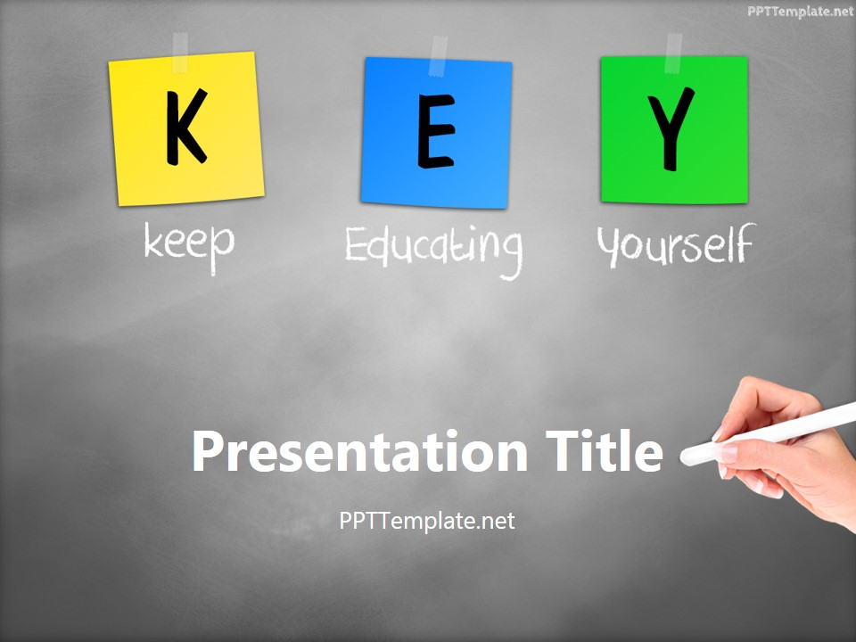 thesis proposal powerpoint slides