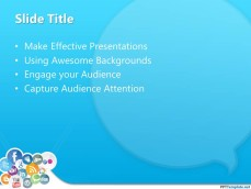 Free social media ppt template 20021 socialnetwork ppt template 2 toneelgroepblik Image collections