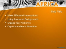 Free africa ppt template 10190 africa ppt template 0001 2 toneelgroepblik Gallery