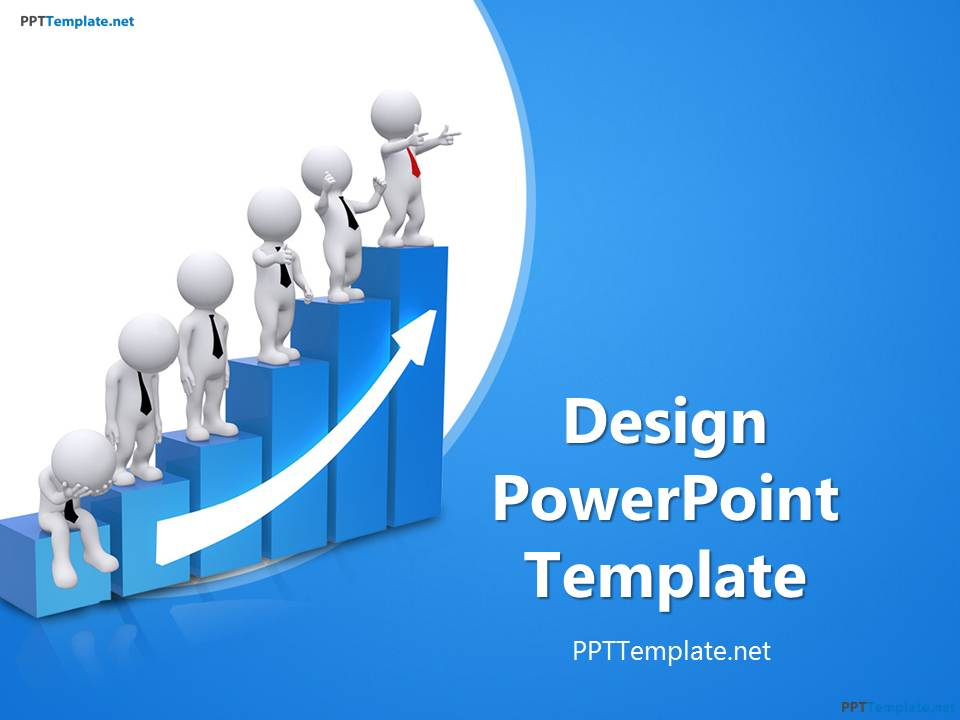 powerpoint template 3d monster - photo #20