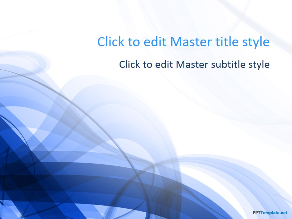 how to download powerpoint templates from microsoft - free blue spiral ppt template